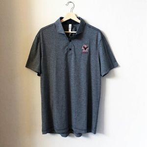 BOSTON x LULULEMON Metal Vent Tech Polo Shirt XL